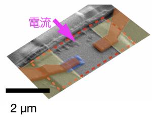 トポロジカル磁性体を用いたスピントロニクス素子