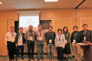 国際先住民族言語年を記念した学会で研究報告