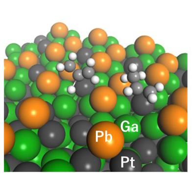 世界初の超高耐久性プロパン脱水素触媒