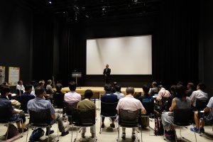 岩手県釜石市で開催した全所的プロジェクト「危機対応学」のシンポジウム「地域の危機対応学‐中間報告‐」(危機対応学HPより)