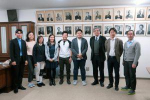 ICR トラベルアワード受賞者(フィリピンより6名)