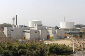 原子炉実験所の主要施設(