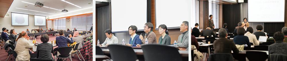 2月 研究公開週間として、各プロジェクトの年次大会を開催