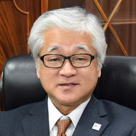 Suganuma, Katsuaki