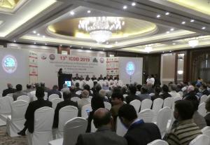 乾燥地開発国際会議の様子