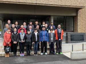 さくらサイエンスプログラム(中国の大学生)