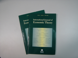 International Journal of Economic Theory