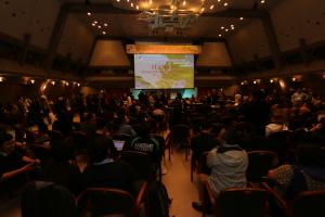国際会議SEASIA2015には28カ国530名が参加(2015年12月12~13日京都国際会館)