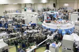 放射光科学研究センター実験ホール