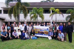 国内外で開催してきた東南アジアセミナーを1976年以来初めてラオスで開講