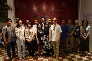 ビジュアルドキュメンタリープロジェクト受賞作品をカンボジア国際映画祭で上映