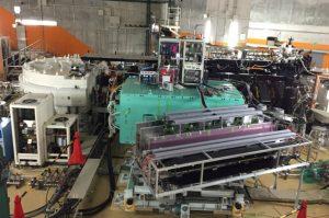理化学研究所仁科加速器研究センターに設置されたSCRIT