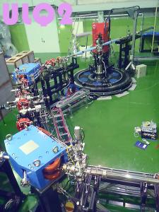 完成間近の高分解能低エネルギー電子散乱ビームライン(ULQ2)