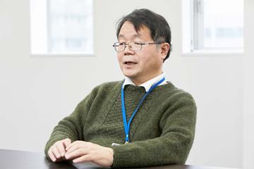 社会の発展における材料開発の重要性を、指摘することから細野教授の話は始まった。