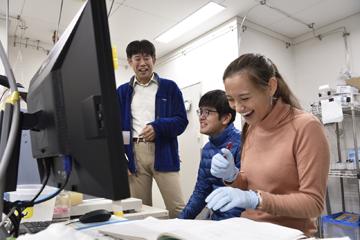 生態学研究センターには世界各国から研究者が集まり、世界の様々な生態系・環境問題についての研究が行われている。