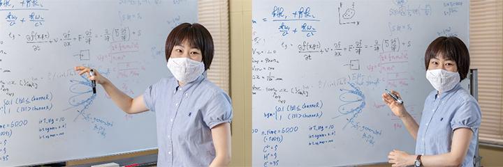 岩田准教授は、難解な部分についても、平易な言葉を見つけ出して説明してくれた。